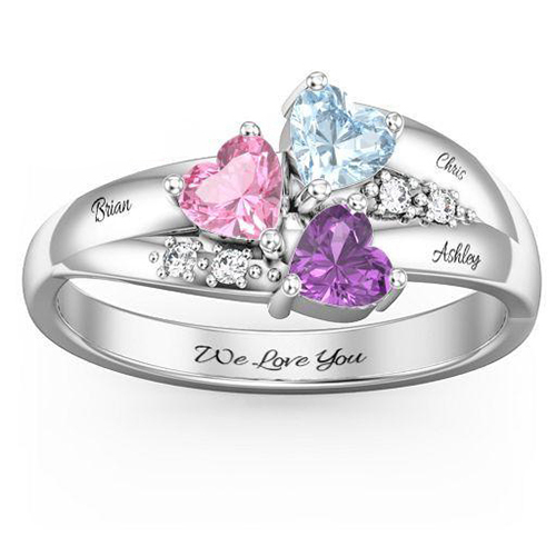 promise rings arshirly